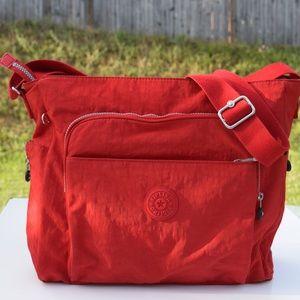 Kipling tote/cross body bag
